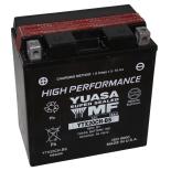 Batterie moto Yuasa YTX20CH-BS étanche 12V / 18Ah