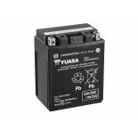 Batterie moto Yuasa YTX14AHL-BS étanche 12V / 12Ah