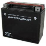 Batterie moto YTX20HL-BS étanche 12V / 18Ah