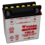 Batterie tondeuse Yuasa YB9-B 12V / 9Ah