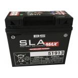 Batterie moto BS 51913 SLA MAX AGM 12V / 21Ah