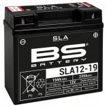 Batterie BS SLA12-19 sans entretien activée usine