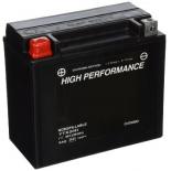 Batterie moto YTX20H-BS étanche 12V / 18Ah