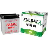 Batterie moto YB10L-B2 12V / 11Ah