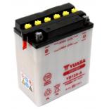 Batterie tondeuse Yuasa YB12A-A 12v / 12Ah