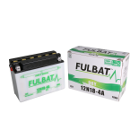 Batterie tondeuse 12N18-4A 12V / 18Ah