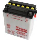 Batterie moto Yuasa YB12A-B 12V / 12Ah