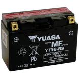 Batterie moto Yuasa YT9B-4 / YT9B-BS étanche 12V / 8Ah