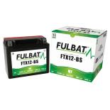 Batterie quad YTX12-BS étanche 12V / 10Ah