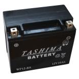 Batterie moto WP12BS / YTX12-BS étanche au gel 12V / 10Ah