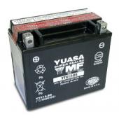 Batterie quad Yuasa YTX12-BS étanche 12V / 10Ah