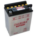Batterie moto YB14-B2 12V / 14Ah