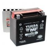 Batterie moto Yuasa YTX14L-BS étanche 12V / 12Ah