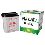 Batterie quad YB14L-A2 12V / 14Ah