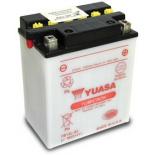 Batterie moto Yuasa YB14L-A2 12V / 14Ah
