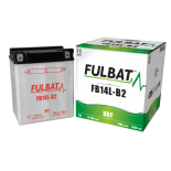 Batterie moto YB14L-B2 12V / 14Ah