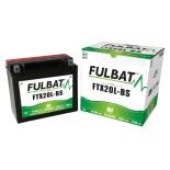 Batterie quad YTX20L-BS étanche 12V / 18Ah