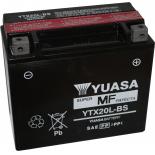 Batterie quad Yuasa YTX20L-BS étanche 12V / 18Ah