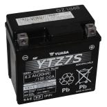 Batterie moto Yuasa YTZ7S étanche AGM 12V / 6Ah