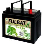 Batterie tondeuse U1-R9 sans entretient SLA 12V / 24Ah
