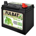 Batterie tondeuse U1-R9 étanche  CA/CA  12V / 28Ah