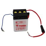 Batterie moto Yuasa 6N4-2A-4 6V / 4Ah