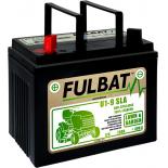 Batterie tondeuse U1-9 sans entretient SLA 12V / 24Ah