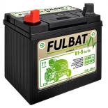 Batterie tondeuse U1-9 étanche  CA/CA  12V / 28Ah