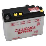 Batterie moto 6N12A-2D 6V / 12Ah