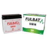 Batterie moto 12C16A-3B 12V / 19Ah