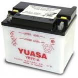 Batterie moto Yuasa YB7C-A 12V / 8Ah