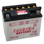 Batterie moto YB12B-B2 12V / 12Ah