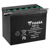 Batterie moto Yuasa YHD.12 12V / 29 Ah