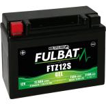Batterie moto YTZ12S étanche AGM 12V / 11Ah