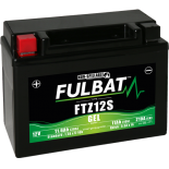 Batterie moto YTZ12S étanche SLA 12V / 11Ah