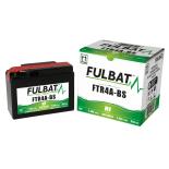 Batterie moto YTR4A-BS étanche à l'acide 12V / 2.3Ah