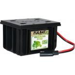 Batterie moto BS1225 étanche au gel 12V / 2.5Ah