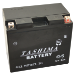 Batterie jet-ski WP16CLB / YB16CL-B étanche au gel 12V / 19Ah