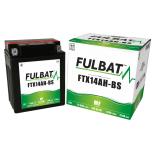 Batterie quad YTX14AH-BS étanche 12V / 12Ah