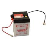 Batterie moto 6N4-2A-5 6V / 4Ah