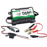 Chargeur d'entretien batterie moto 2 / 6 / 12V 400mA