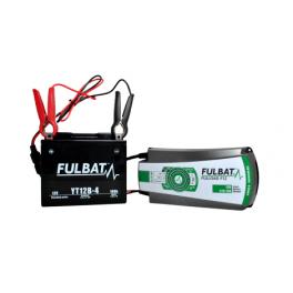 Chargeur Fulbat Fulload F12 de batterie 12V 1/8/12A