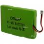 Batterie pour Babyphone 3.6V 400mAh Prismatic 50 x 30 x 5mm
