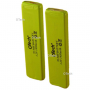 Accus Prismatic 2X1.2V 1450mAh 2x(65X17X5) type GP14M/BP62