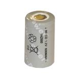 Accu Industriel 1/2A 1AZ600 1.2V 600mAh Ni-Cd