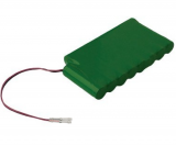 Batterie adaptable Moovo MB - NIMH 12V 2200mAh avec connecteur universel