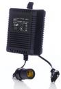 Transformateur allume-cigare 220V 12V 5A 65W