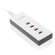 Hub Chargeur USB de salon Ultra rapide WATT AND CO 4 USB 6A