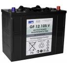 Batterie plomb gel 12V 120Ah décharge lente