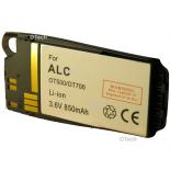 Batterie de téléphone portable pour ALCATEL OT500 / 700 Li-ion 800 / 900mAh